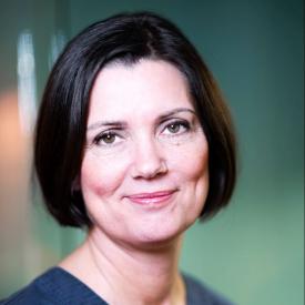 Kvinnelig privat gynekolog Grete G. Dale